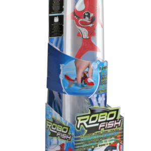 32529 Robo Fish Shark Classic Red L