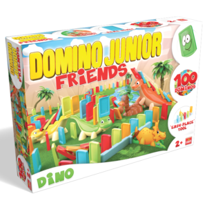 Domino Junior Dino Friensd