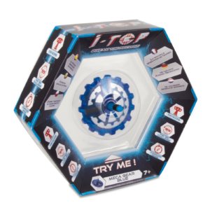 i-Top Meca Gear Blauw