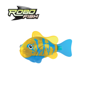 Robo Fish Tropical Bicolor Angelfish